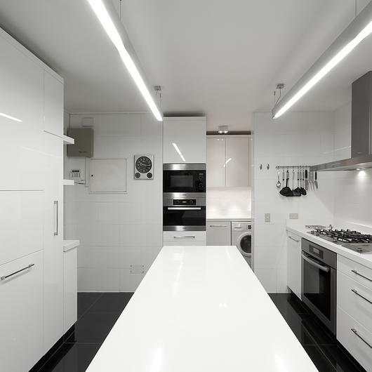 Muebles de cocina lacada