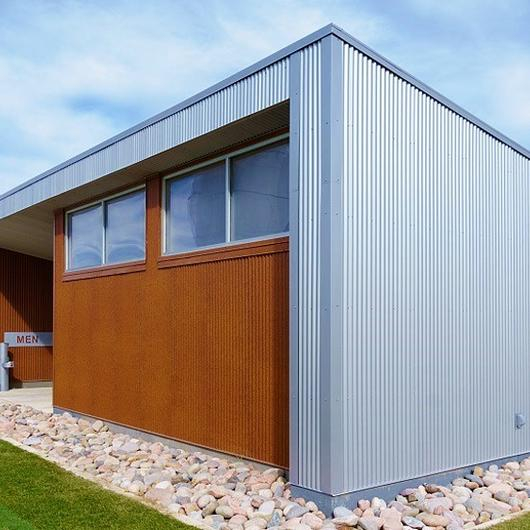 Metal Wall Systems - Exposed / Morin Corp.