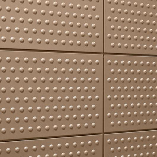 Metal Panels - Embossed / Dri-Design