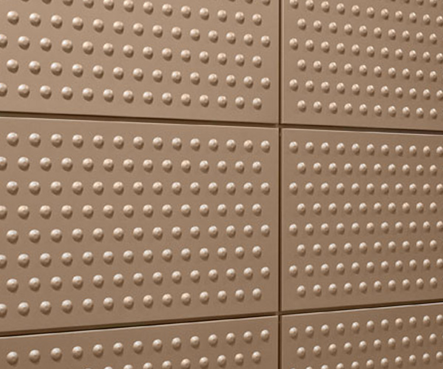Metal Panels - Embossed