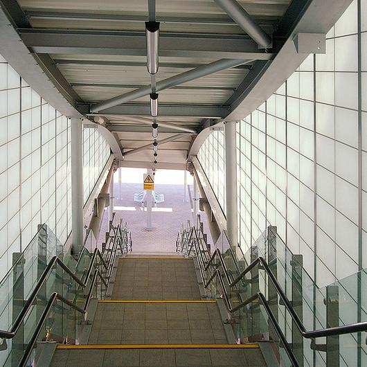 Translucent Walkways / Kalwall®