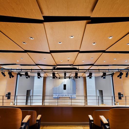 Wood Veneered Wall & Ceiling Panels / Gustafs