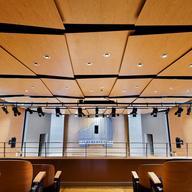 Wood Veneered Wall & Ceiling Panels