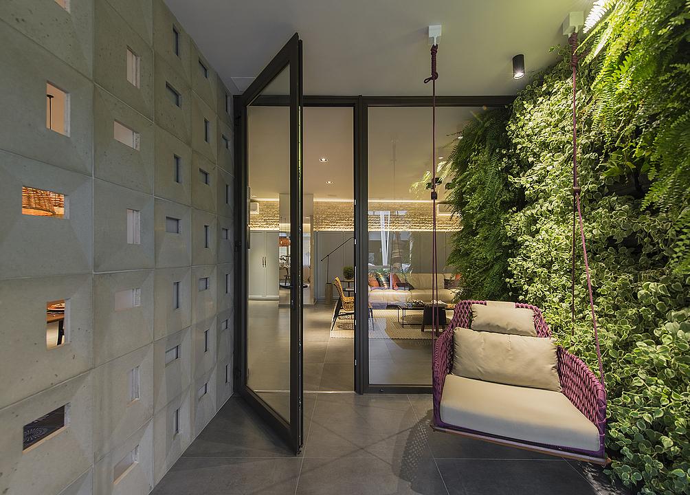 Perfil SOFTLINE 70DJ ESPECIAL - Linha Design