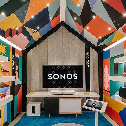 Tienda Sonos en Berlín - Concept Store / SONOS