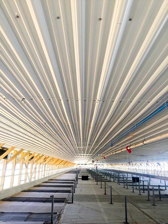 Cubiertas y cielos de PVC FIBROMAT®