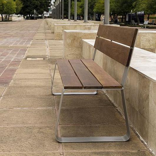 Mobiliario urbano - Colección Gala