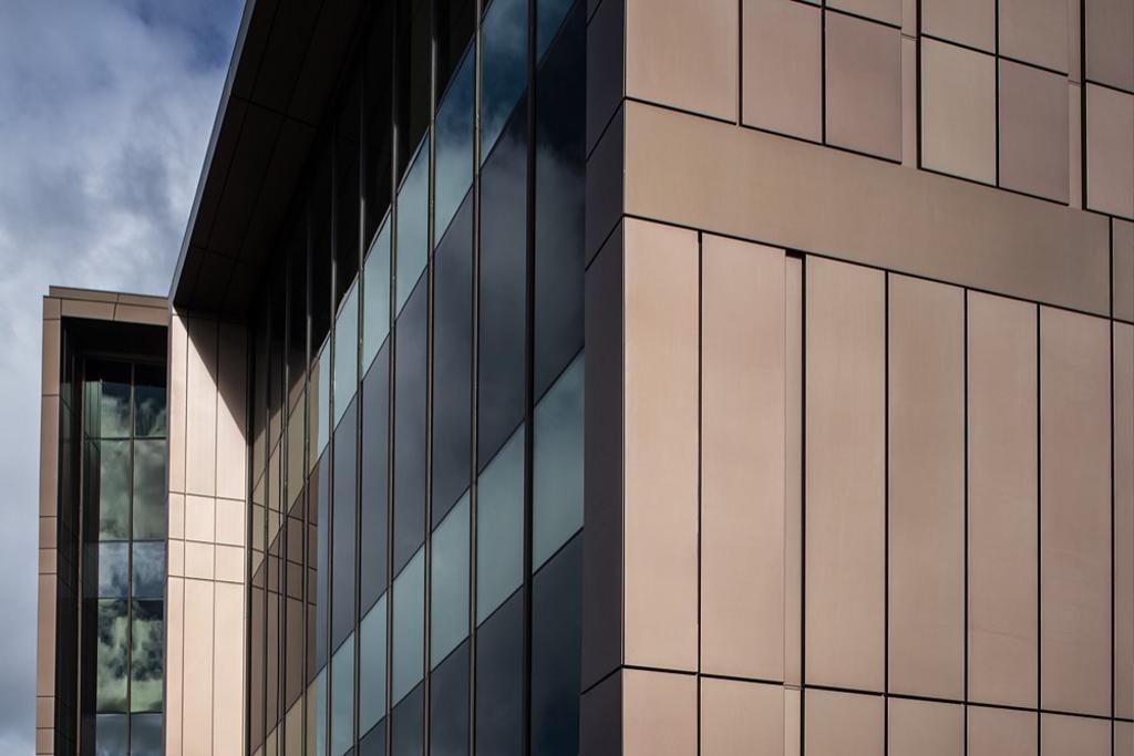 Metal Panels - Copper Anodized