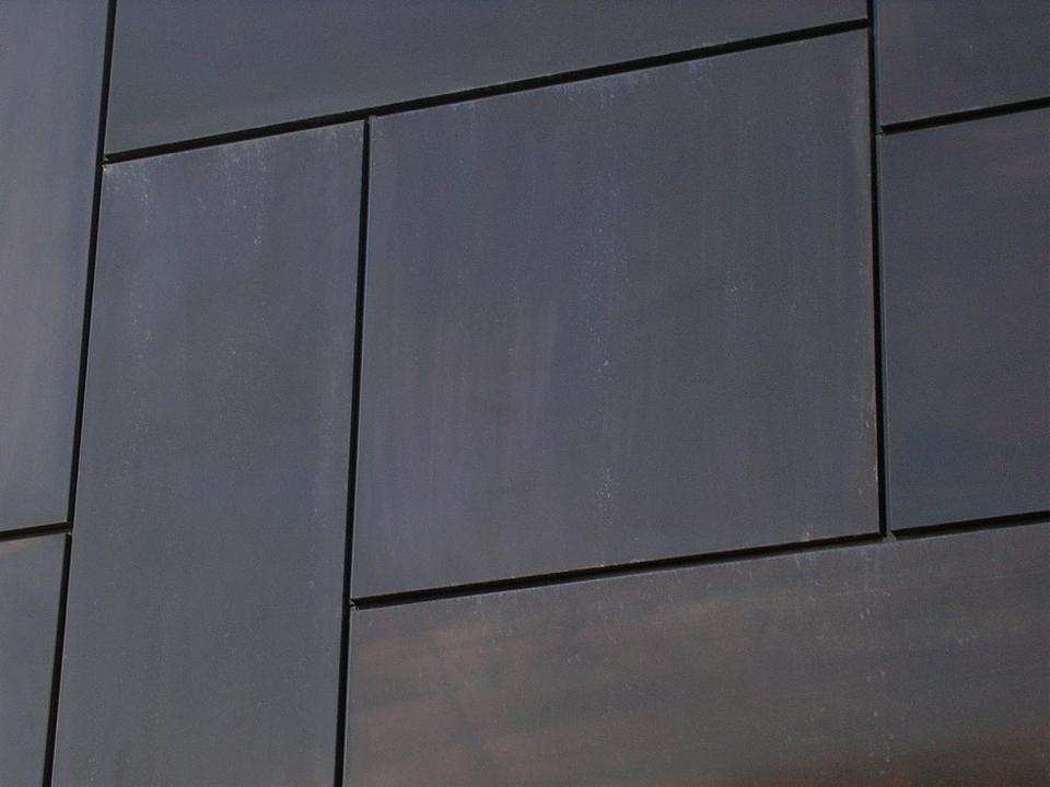 Metal Panels - Copper