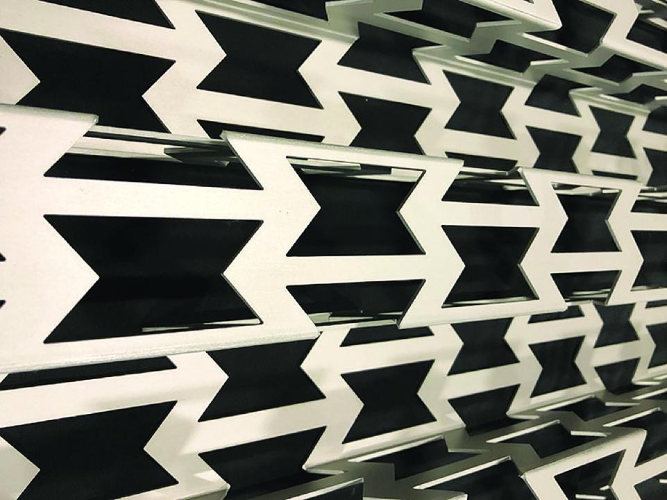 Metal Panels - Textured