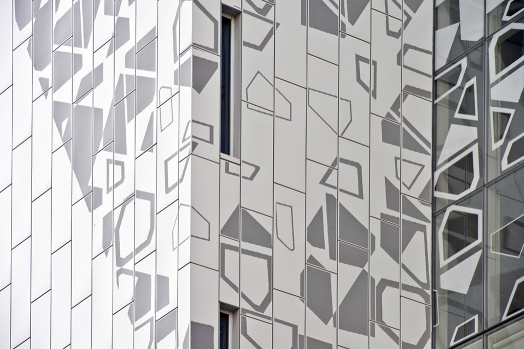 Metal Panels - Perforated