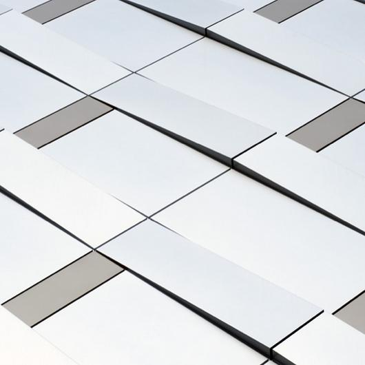 Metal Panels - Tapered Series / Dri-Design