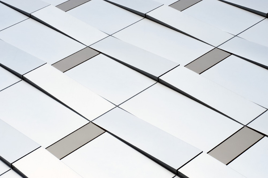 Metal Panels - Tapered Series