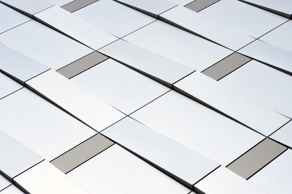 Metal Panels - Tapered Series