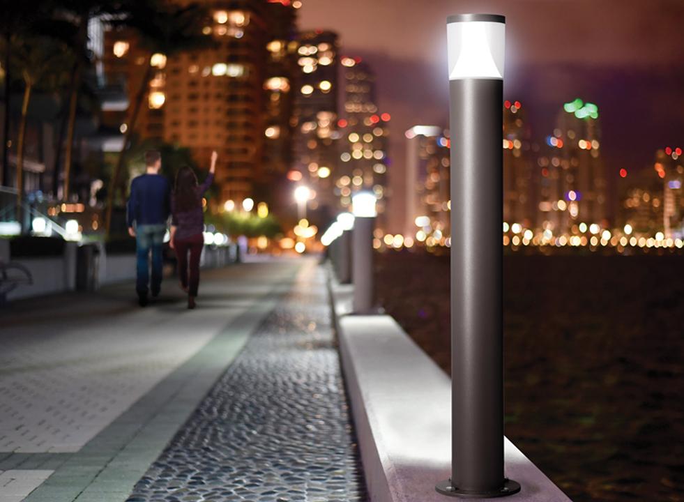 Luminaria LED para caminos - Citrine