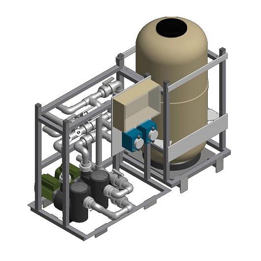 Sistemas para reutilización de aguas grises y pluviales / Anwo