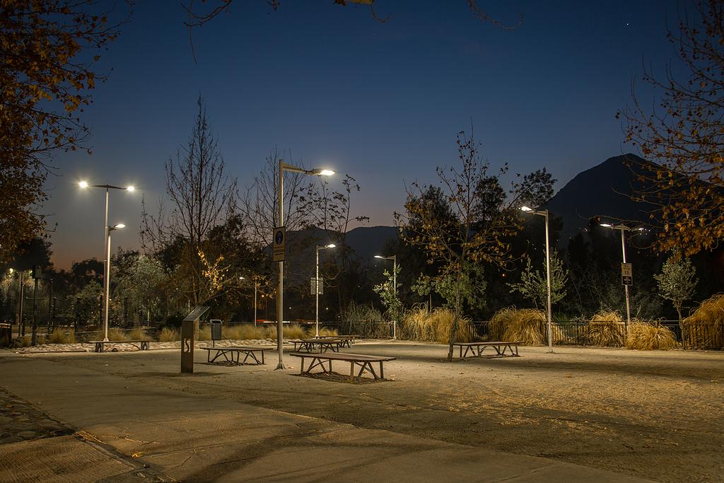 Aplicación de luminarias en proyectos Schréder