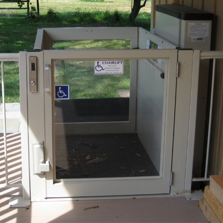 Wheelchair Lift - Multilift