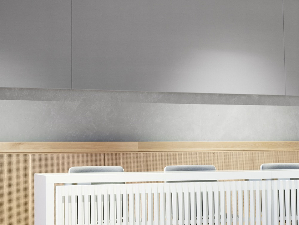 Acoustic Panel System in Panum