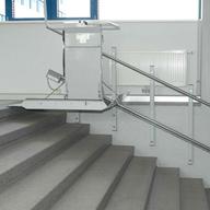 Wheelchair Lift - Delta Inclined Platform