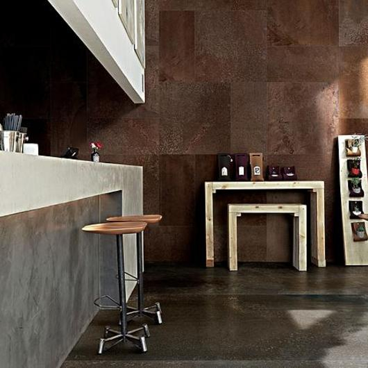 Porcelanato aged bronze- serie Flowtech / Atika