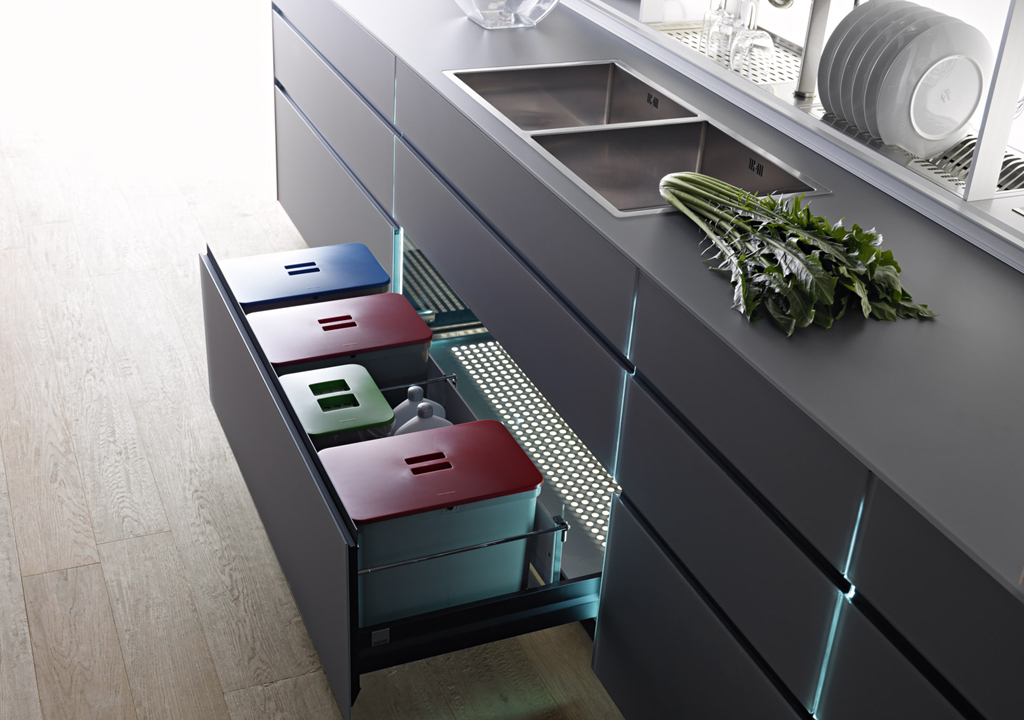 Gallery of Kitchen cabinet - New Logica System - 4