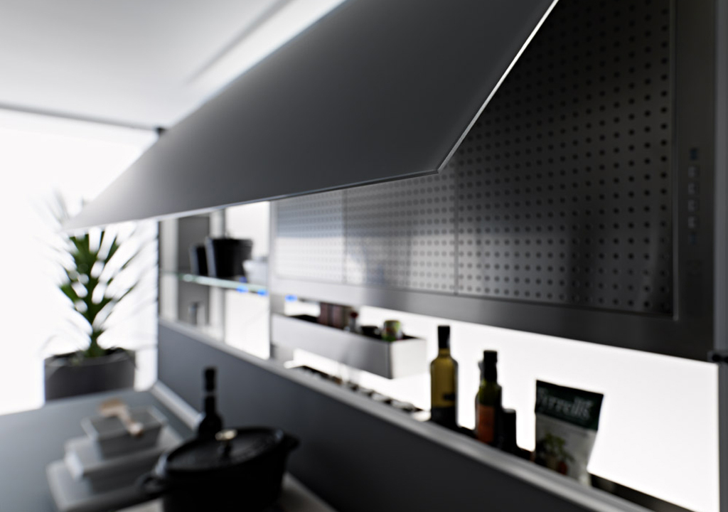 Gallery of Kitchen cabinet - New Logica System - 5