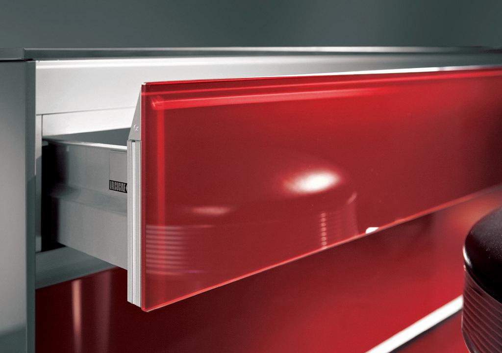 Gallery of Kitchen cabinet - Artematica Vitrum - 1