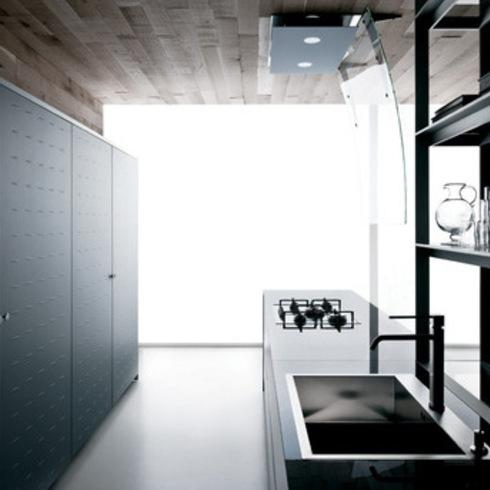 minimal usa kitchen cabinet