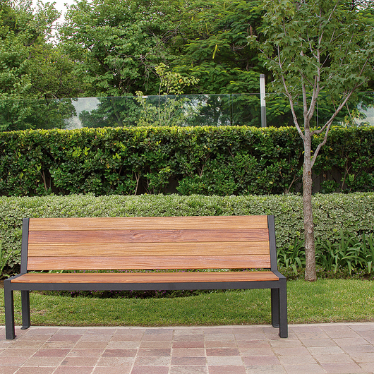 Mobiliario urbano - Colección Damero