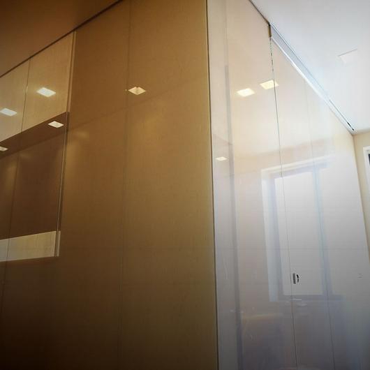 Oversized Glass / Galaxy Glass & Stone