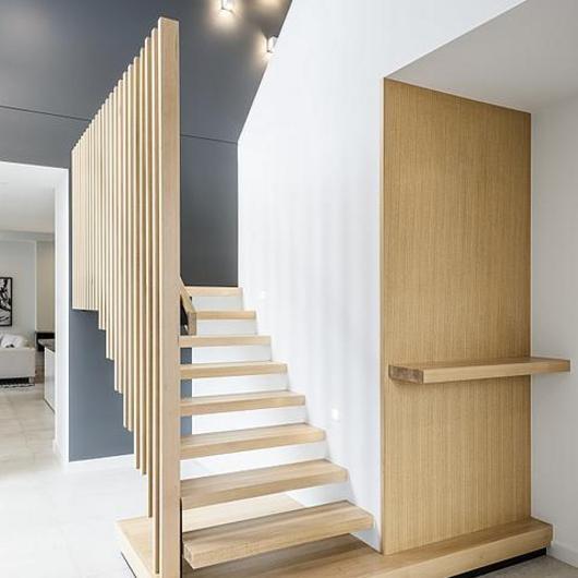 Hardwood Stairs - GOODWOOD / Australian Sustainable Hardwoods (ASH)