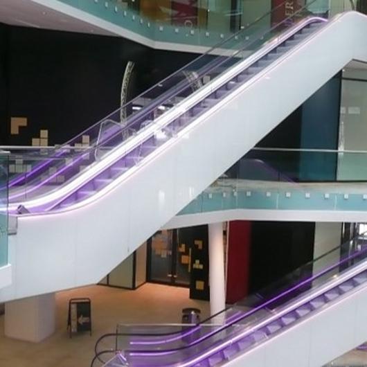 Escaleras Eléctricas y Andenes - Comerciales