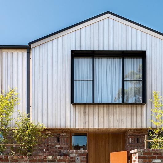 Timber Cladding - IronAsh