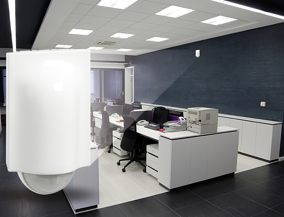 Sensores de control de iluminación Legrand®