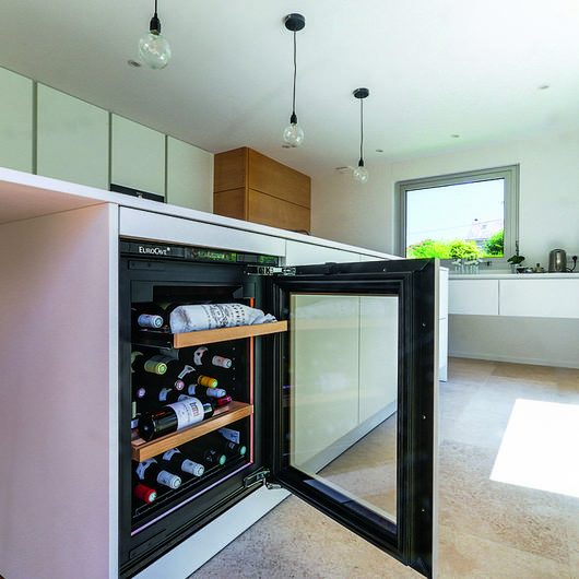 Wine Cabinets - Inspiration / EuroCave