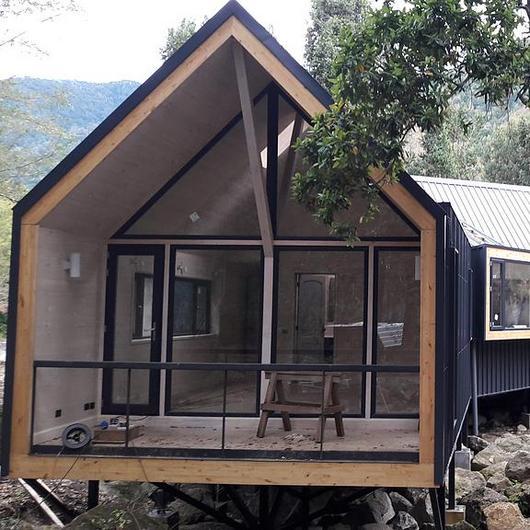 Soluciones para fabricación de proyectos en madera - Timber / Arauco