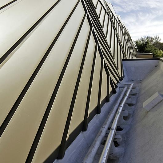Metal Roof Systems / Morin Corp.