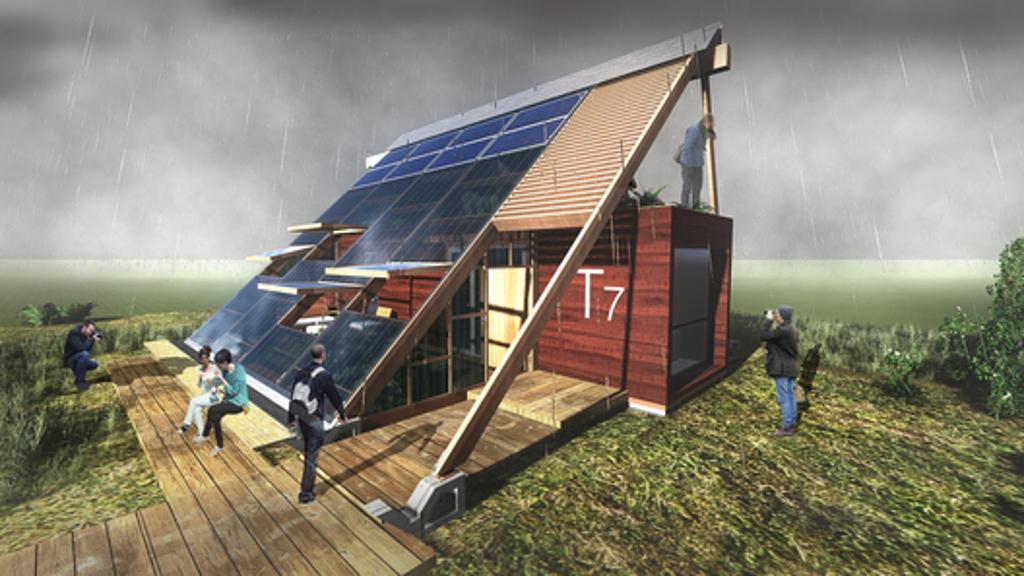 Aplicación Hilam en vivienda sustentable