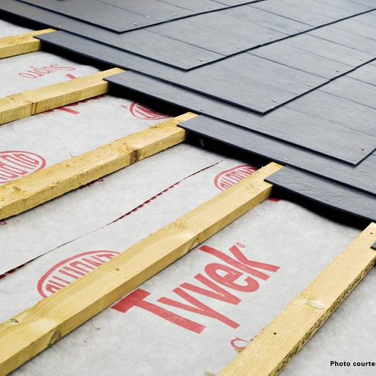 Membrana Hidrófuga para techumbres - Tyvek® Soft® / Mathiesen®