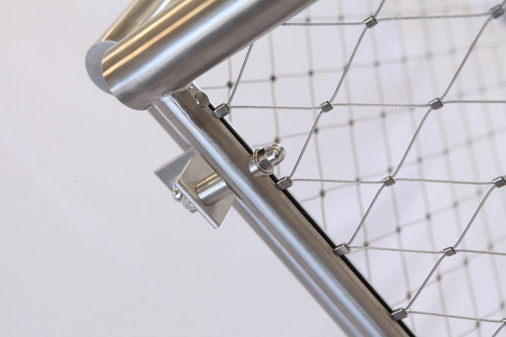Modular Railing System - Webnet