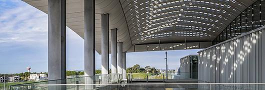 Ductal® Roofing | Photo: Hisao Suzuki