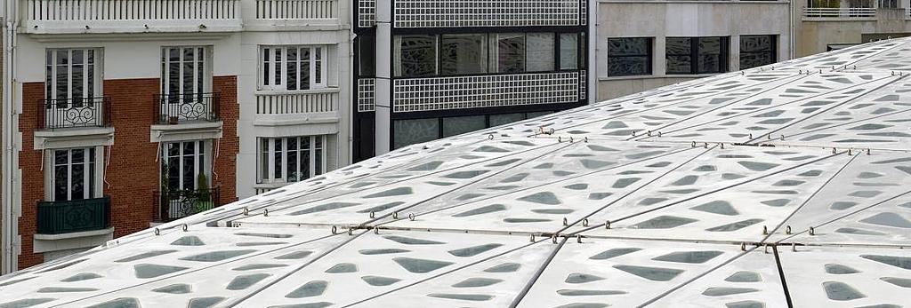 UHPC panels on Jean Bouin Stadium