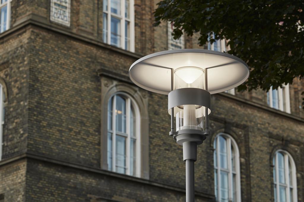 Street Lighting – Post Tops