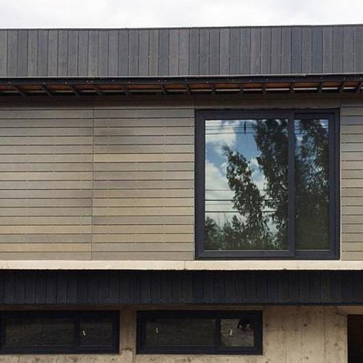 Revestimientos para muros exteriores / Leaf