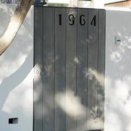 Puerta de madera Porta