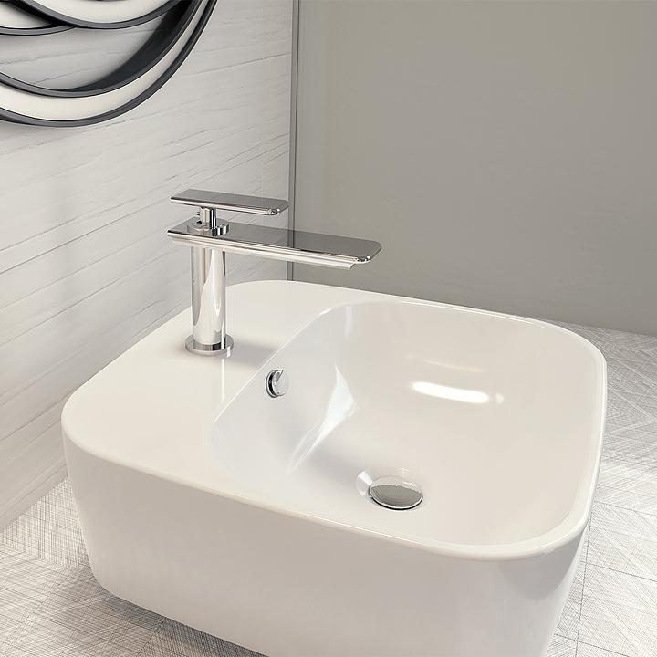Monomando para lavabo Premier II