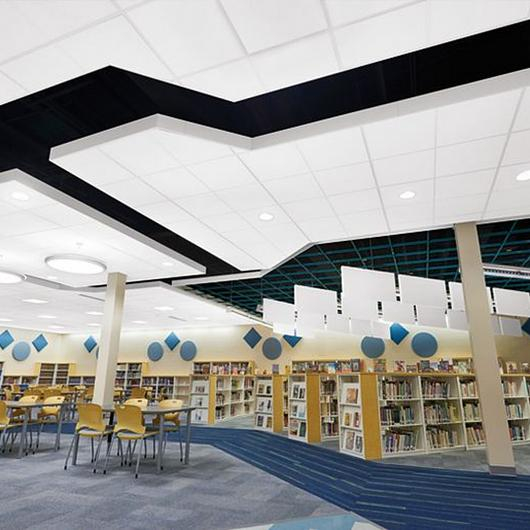 Forro CIRRUS® Tegular / Armstrong Ceilings
