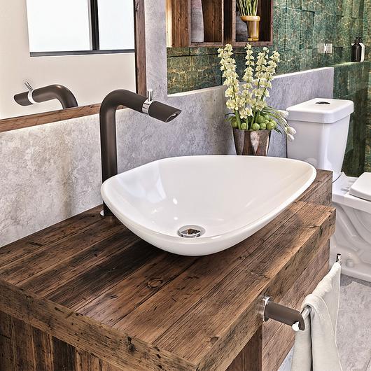 Colección de baño Ébano Cromo / Helvex