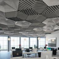 SoftGrid Series Acoustic Ceilings
